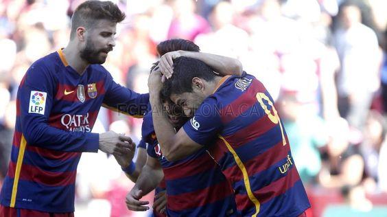 Granada CF - FC Barcelona (0-3) | FC Barcelona