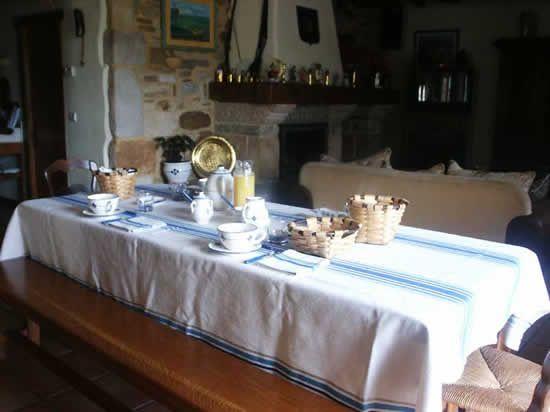 Muttilainea Chambre D Hotes G452012 A Sare Chambre D Hote Table De Petit Dejeuner Hotes