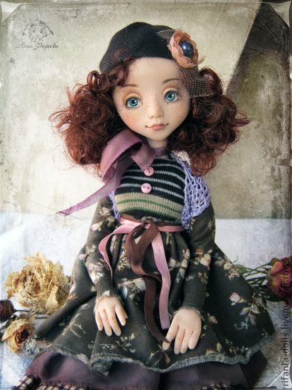 Коллекционные куклы ручной работы. Бетти. Handmade. $354