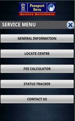 Ministry of External Affairs (MEA)'s mPassport Seva app for Android – details, download – offer a variety of services such as Passport application status tracking, locating the Passport Seva Kendra (PSK) and general information.