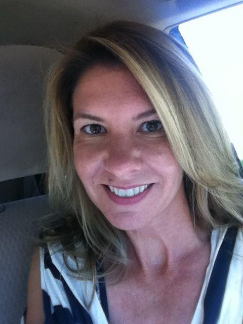 Gigi Ross, speaker at BlogHer '13. ~Melisa