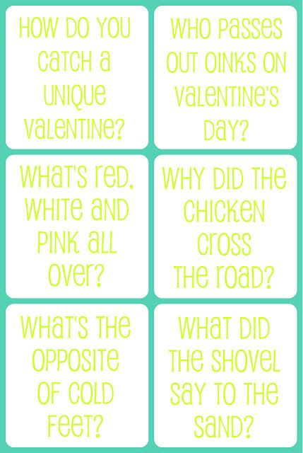 valentines jokes and humor