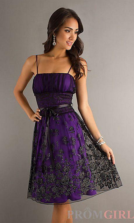 semi formal dresses  Purple semi formal dresses  Dresses ...
