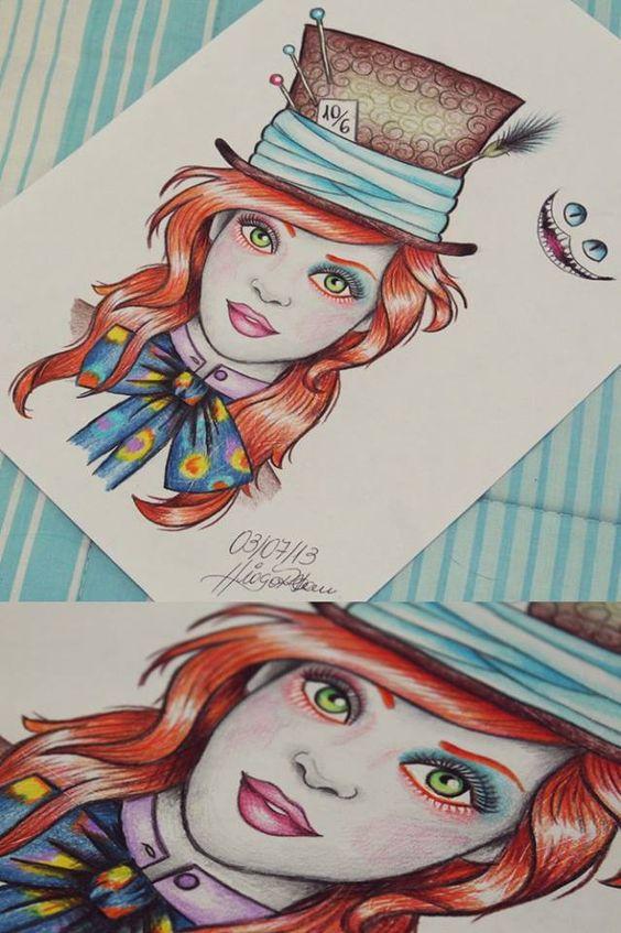 Drawing / Desenho  By Hiago Silva
