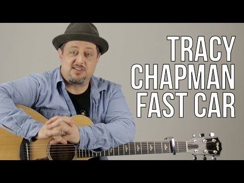Guitar Lesson Tutorial Fast Car Tracy Chapman More Info Http - Tracy chapman fast car guitar