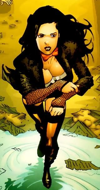 Zatanna Hot | These are various webfinds collected from different sources. In ...