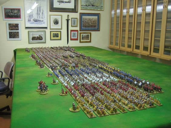 Three Punic Wars armies in 28mm from http://olicanalad.blogspot.com/