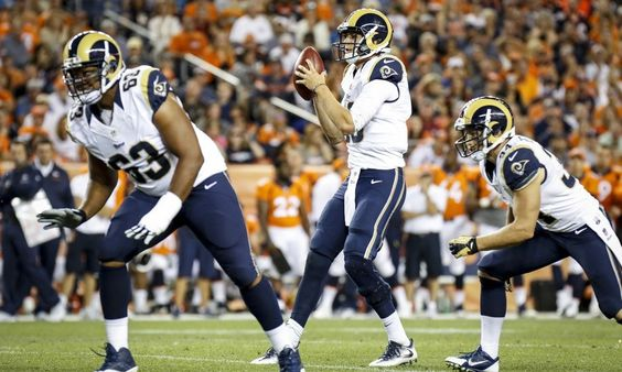Rams QB Jared Goff expected to be inactive for Week 1 = This year's first overall selection in the draft, quarterback Jared Goff, certainly didn't want his career with the Los Angeles Rams to start like this. After a tumultuous preseason for the rookie, head coach Jeff Fisher announced.....