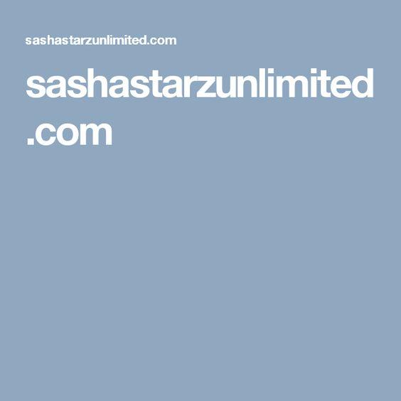 sashastarzunlimited.com