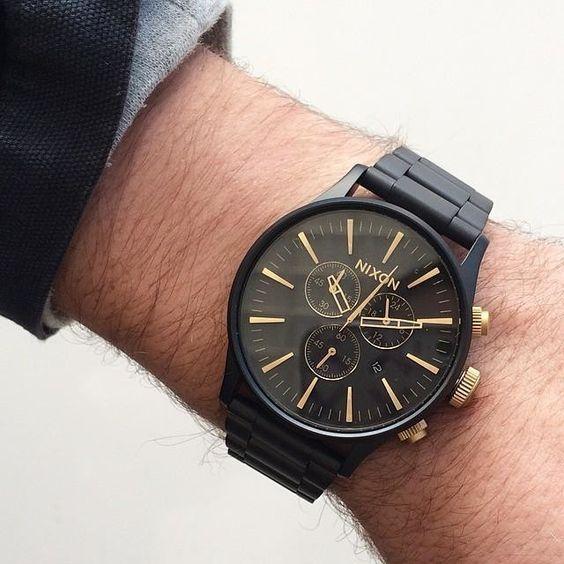 Sentry Chrono | Herrenuhren | Nixon Uhren und hochwertige Accessoires