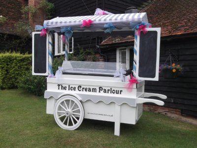 coolest ice cream cart
