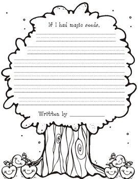 Cute writing paper