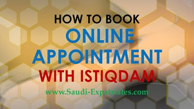 BOOK APPOINTMENT WITH ISTIQDAM