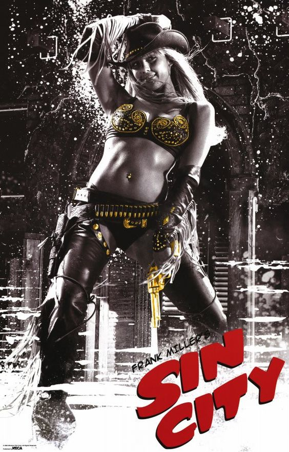 Sin City 11x17 Movie Poster (2005)