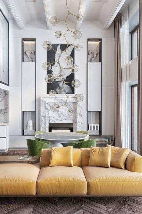 26 Top Color Combination For Living Room Ideas You Ll Love Living Room Designs Room Interior White Living Room