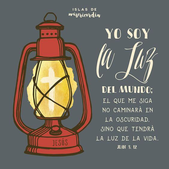 Resultado de imagen para Jesus la luz del mundo