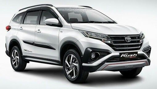 All New Rush Toyota Mobil Mobil Impian