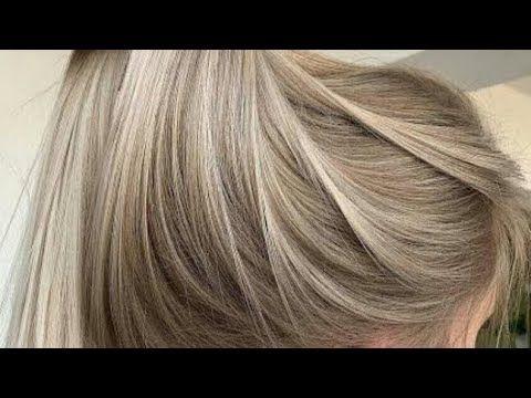 أسرع طريقة لتخلص من البرتقالي بصبغة غارنييه Youtube In 2021 Hair Styles Beauty Hair