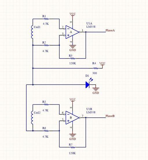 Electronic Water Descaler Circuit Diagram