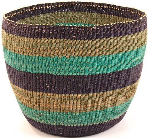 Ghana Bolga Storage Basket by Baskets of Africa, http://www.amazon.com/dp/B00BEKCO0Y/ref=cm_sw_r_pi_dp_OuMDrb01BX68A