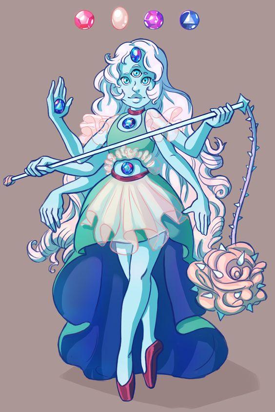Fusion Theory   Steven Universe   Sapphire X Pearl X ...