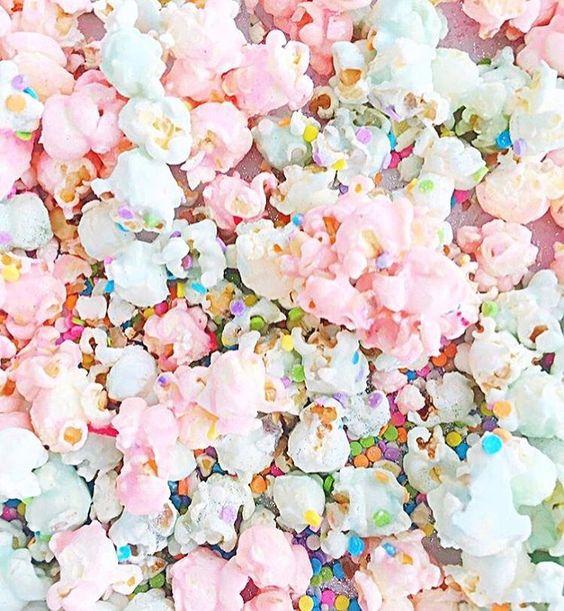 #cottoncandypopcorn #popcorn #pastel