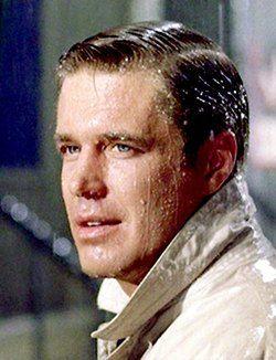George Peppard, Paul Varjak - Breakfast at Tiffany's directed by Blake Edwards (1961) #trumancapote