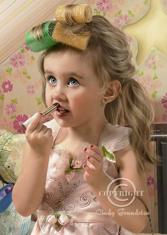 Is 12 A Good Age To Wear Makeup Beautiful Children Kids Photos Children Photography