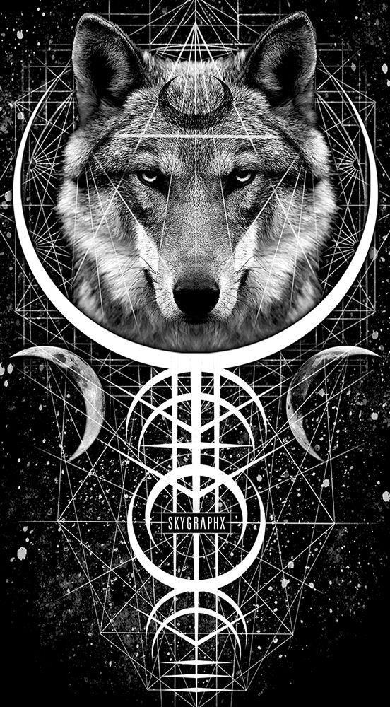 Lone Wolf Wolf Drawing Tattoo Wolf Tattoo Design Wolf Artwork Lone wolf cool wolf backgrounds
