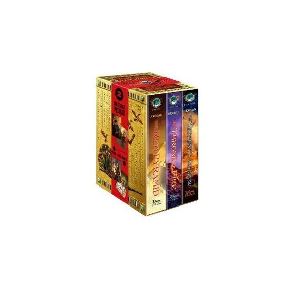 The Kane Chronicles Hardcover Boxed Set: Amazon.co.uk: Rick Riordan:... ❤ liked on Polyvore featuring books
