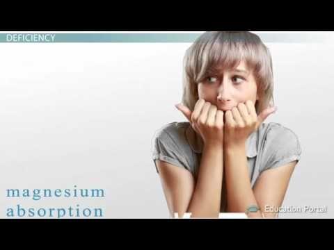 Magnesium Deficiency & Toxicity Symptoms