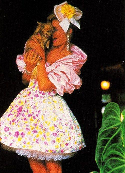 Neiman Marcus ad, 1988.