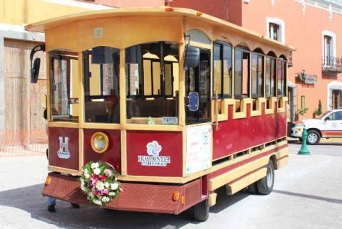 Tranvía Huamantla, Tlaxcala, México