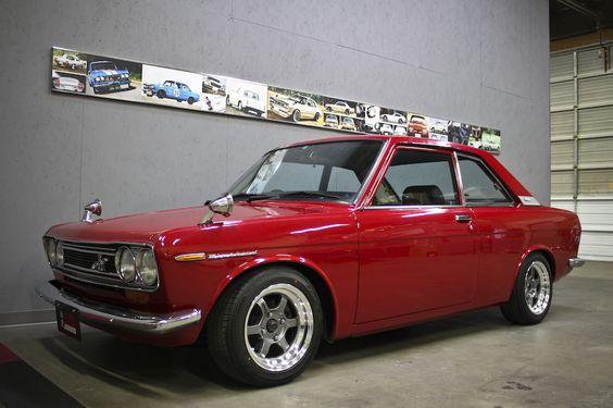 1971 Nissan Bluebird 1600 SSS Coupe | Mongo Motorsports