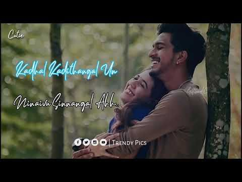Anbe Aaruyire Whatsapp Status Mugen Rao Tamil Album Song Trendy Pics Youtube In 2020 New Album Song Motivational Songs Tamil Songs Lyrics