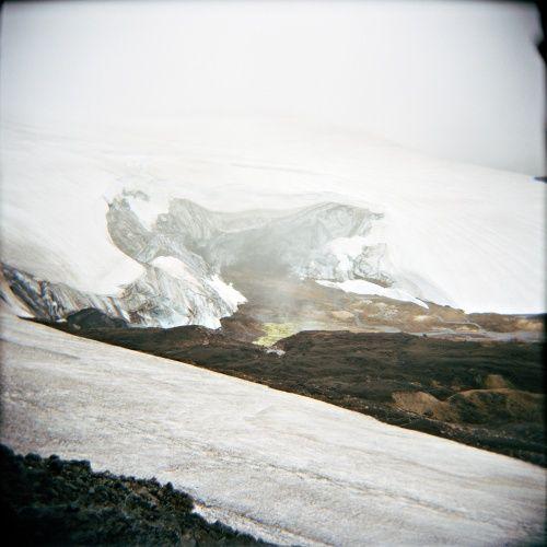 Karine Deparnay : Lointaine Islande... je n'avais encore jamais vu pareils paysages