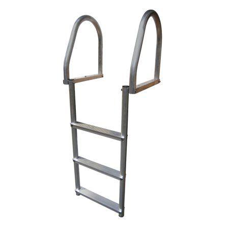 Dock Edge Eco Flip-Up Dock Ladder, Multicolor