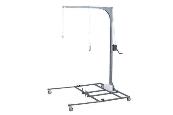 Lange Originals® Hoist-A-Cart for 07-16 Jeep® Wrangler & Wrangler Unlimited JK | Quadratec