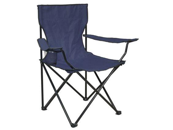 Sealey GL89 Folding Fabric Chair