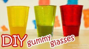 DIY Gummy Glasses idunngoddess 1