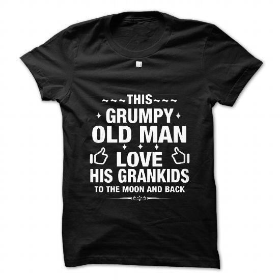 LTD GRUMPY OLD MAN LOVE GRANDKIDS T Shirts, Hoodies Sweatshirts. Check price ==► https://www.sunfrog.com/LifeStyle/LTD-GRUMPY-OLD-MAN-LOVE-GRANDKIDS.html?57074