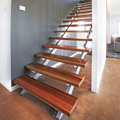 Popular Today Design Stairs And Floating Staircase