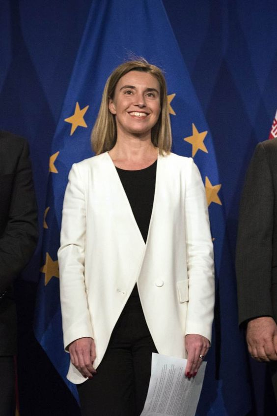 """Iran and six world powers agreed to a framework for a final deal on Iran's controversial nuclear program, officials announced Thursday. The understanding paves the way for the start of a final phase of talks that aims to reach a comprehensive agreement by the end of June. The agreement concludes weeks of intense negotiations and comes two days beyond the initial March 31 deadline for an outline deal. """"We have reached solutions on key parameters on a joint comprehensive plan of action,"""" EU…"""