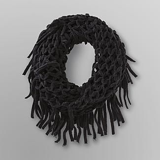 Dream Out Loud by Selena Gomez Junior's Lattice Infinity Scarf - Clothing - Handbags & Accessories - Hats, Gloves & Scarves
