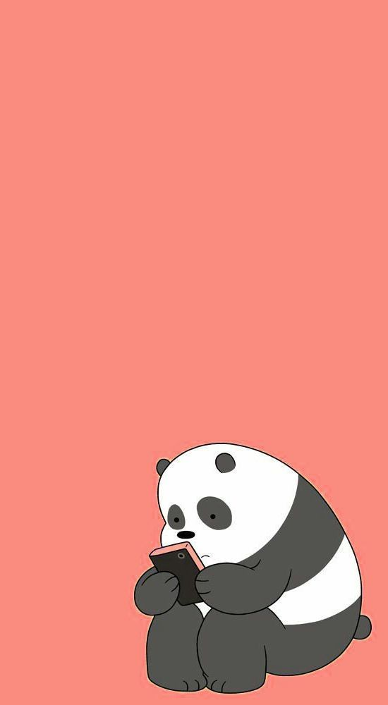 Panda Wallpaper For Mobile Phone Tablet Desktop Computer And Other Devices Hd And 4k Wallpapers In 2021 Panda Wallpapers Cute Panda Wallpaper Wallpaper Cute pink panda wallpaper for cellphone