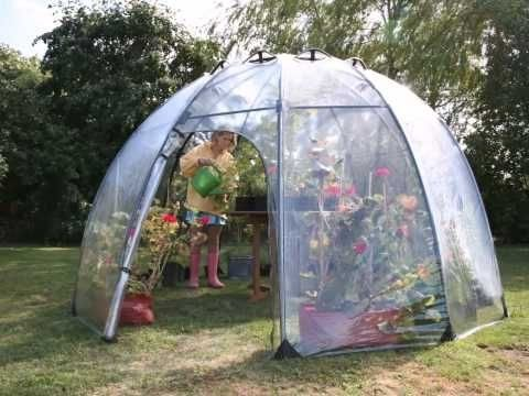 Sunbubble Greenhouse Small Greenhouse Pop Up Greenhouse 1000 In 2020 Small Greenhouse Greenhouse Pop Up