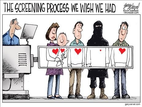 Political Cartoons by Gary Varvel | Political Cartoons | Pinterest ...