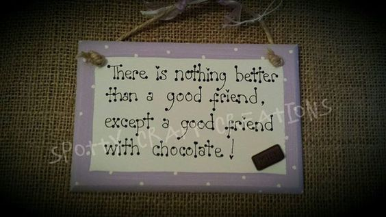 Chocolate quote 1