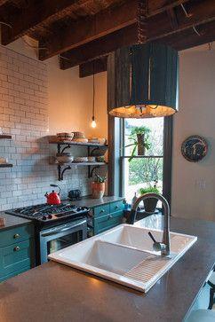 Eclectic Kitchen by Pittsburgh Photographers Jason Snyder #design #interior #kitchen