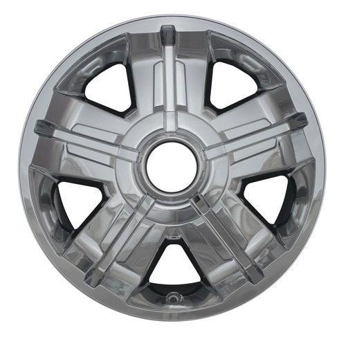 Chevrolet Avalanche Silverado Suburban Tahoe Chrome Wheel Skins Hubcaps Wheel Covers 17 Imp350x 5299 5421 2007 20 Chrome Wheels Wheel Cover Mustang Wheels
